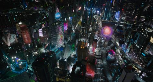 Ghost in the Shell   recenzja filmu 114421,2